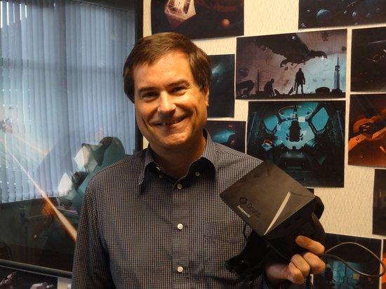 Elite: Dangerous to Support Oculus Rift — LINCOLN BEASLEY PR