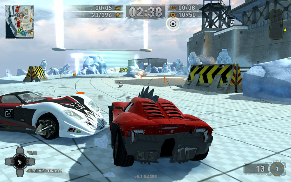 Carmageddon: Reincarnation - PC