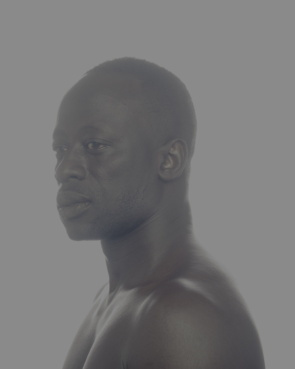"From the series ""One of..."" - Niang Abdou, Senegal. One of 1731 ©Davide Monteleone."