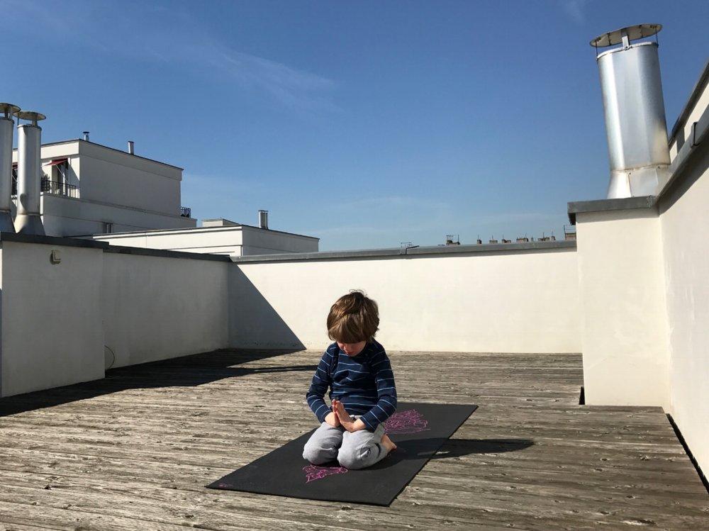 Meditation mit Kindern