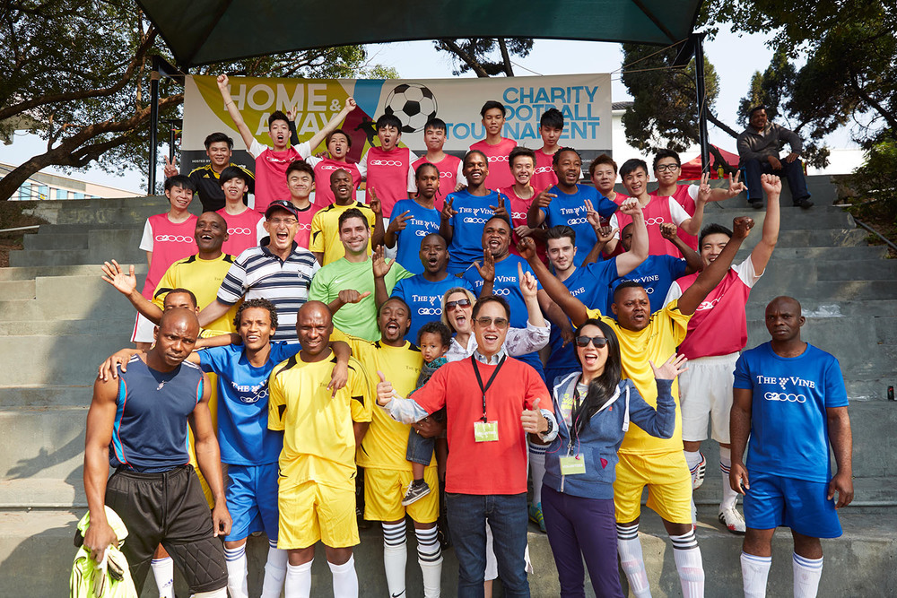 2014 Home & Away Charity Football Tournament    Learn More