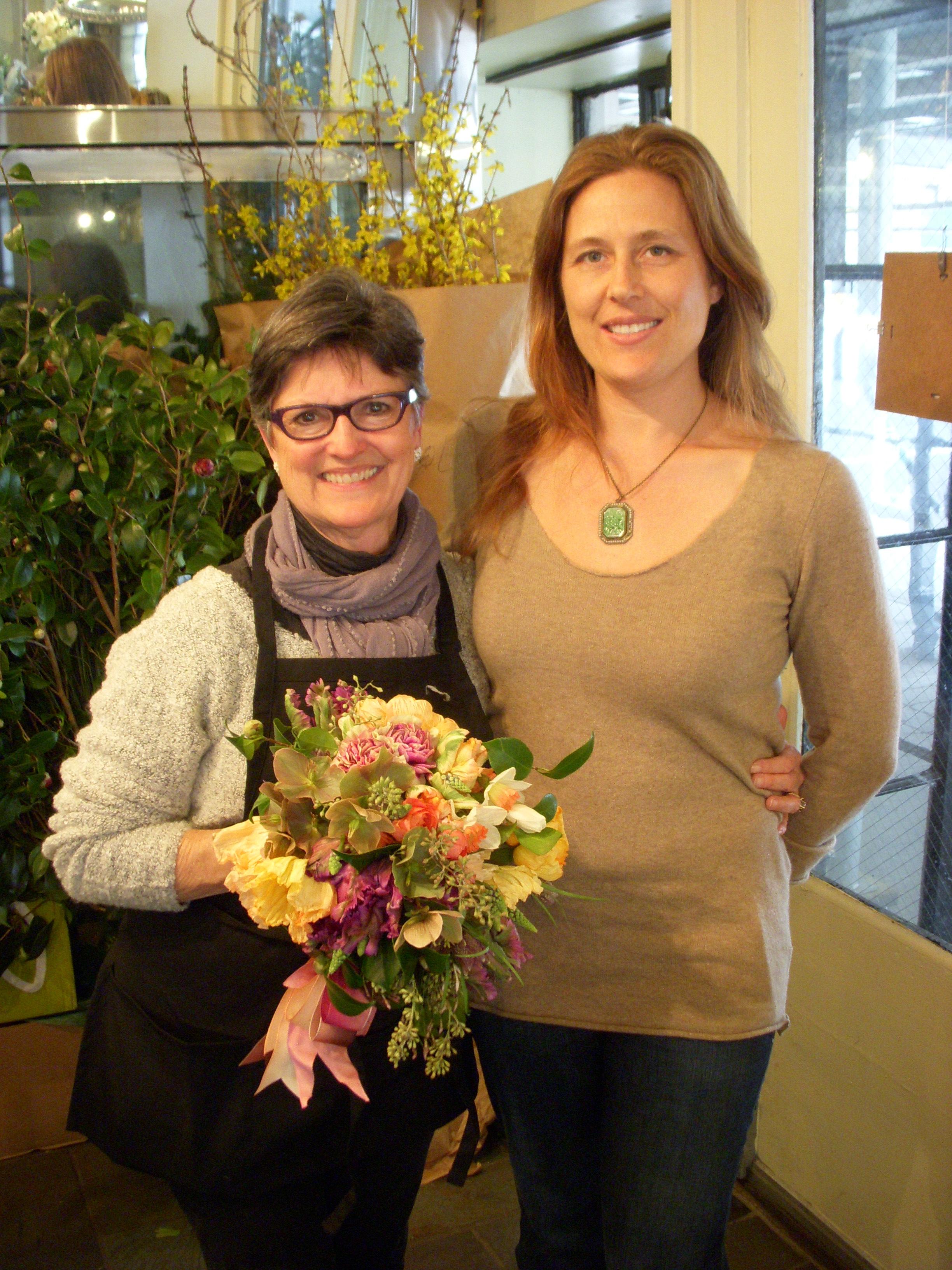 Class With Ariella Chezar At Flowerschool New York Jane Guerin