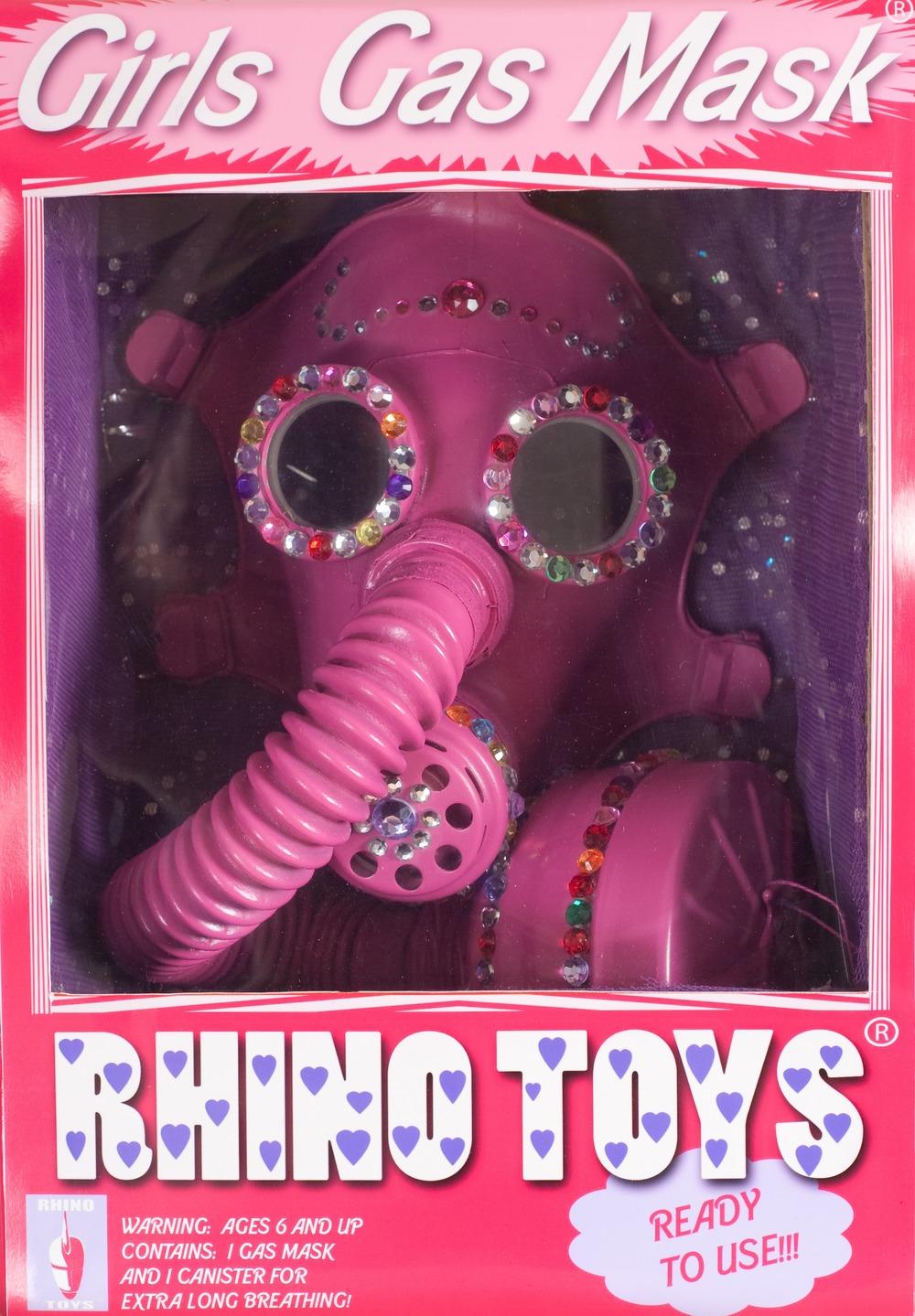 Girls Gas Mask