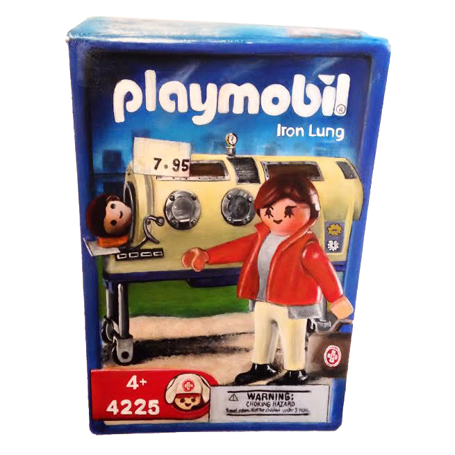 Playmobil: Iron Lung
