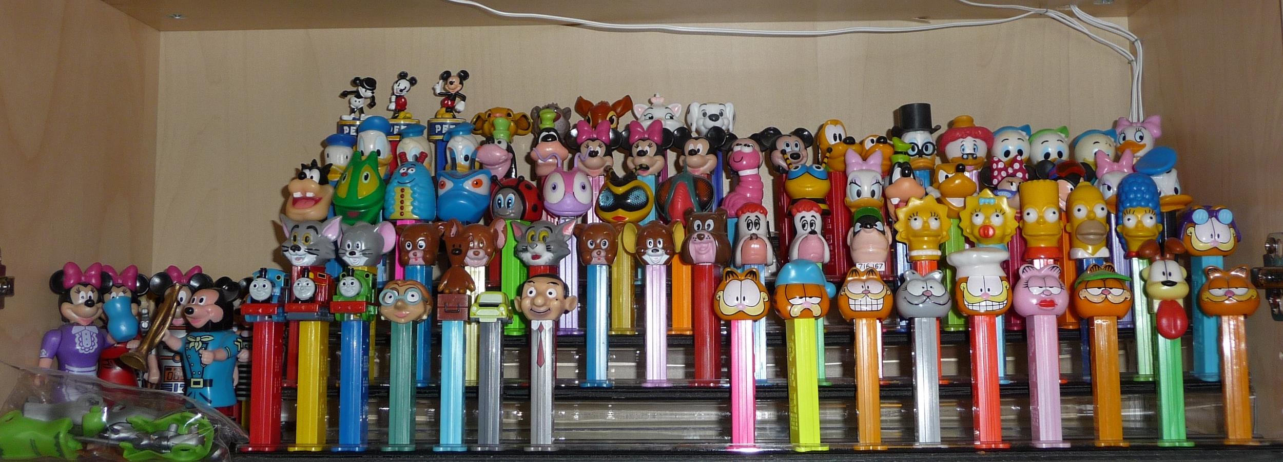 Disney PEZ