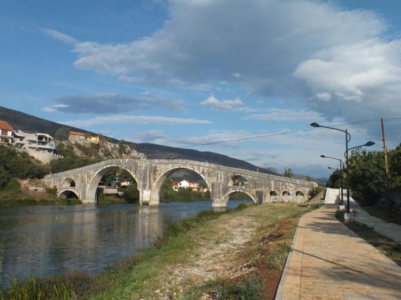 Стартно мјесто - Перовића мост