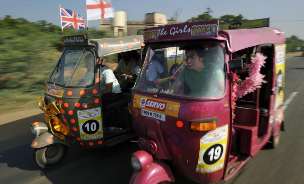 Rickshaw Challenge Tour