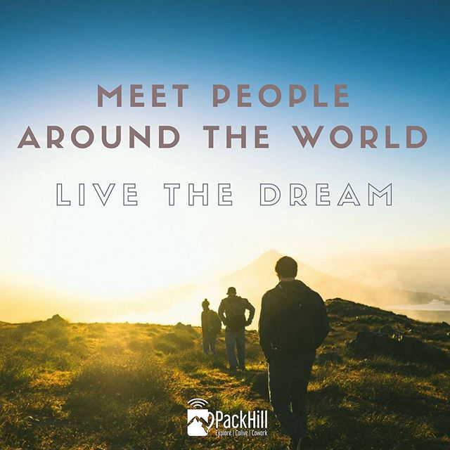 Meet people around the world make big family!! Live your  dreams... Join PackHill Indian Nomad Getaway starting in 2018.  Explore | Colive | Cowork.  #digitalnomad #digitalnomadlifestyle #nomadiclife #nomads #nomadslife #nomadiclife #nomadic #nomad #remote #remotework #remotelifestyle #remotelife #remoteliving #remotely #remotelocations #travellife #travelhub #indiatravel #travel #travelphotography #indiatravelgram #india #bali🌴 #southeastasia #indiatraveldiaries #remoteyear #hubud