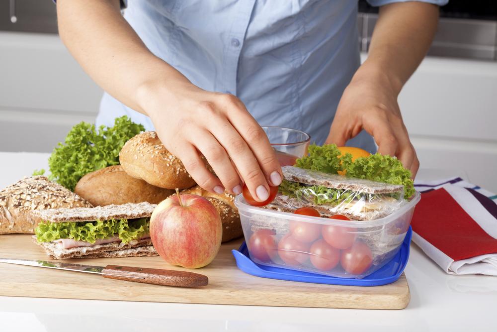 Back to school kitchen prep -