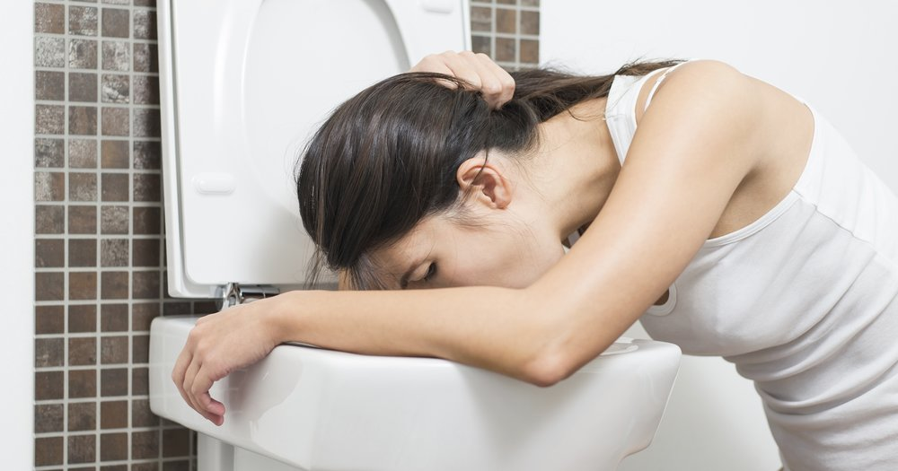 Why pregnancy women experience morning sickness -
