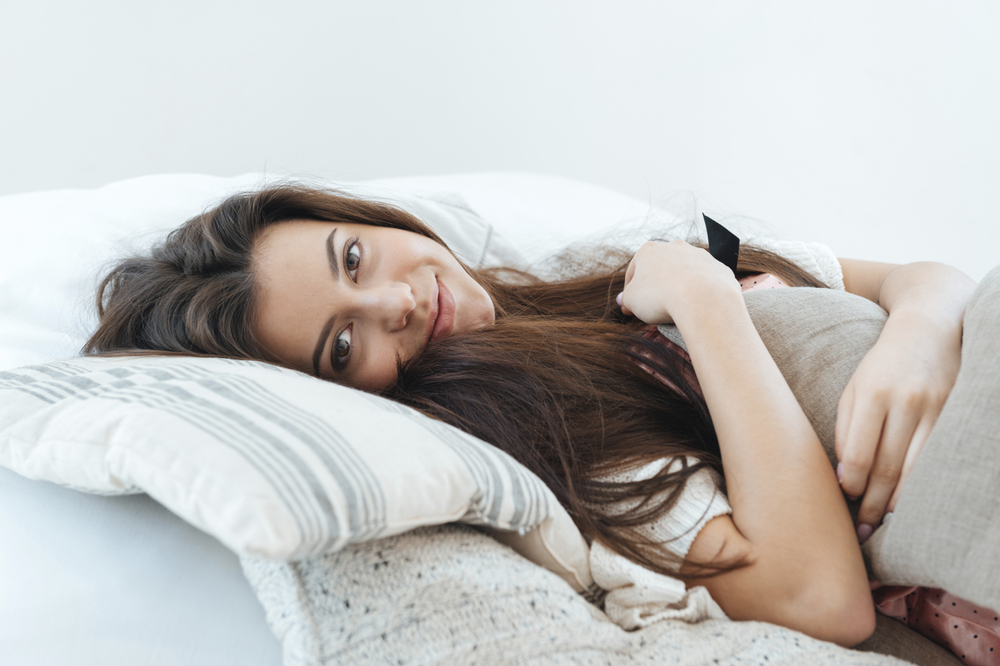 How much sleep a pregnant woman should get each night -