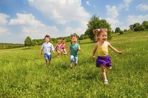 How much daily exercise children should get -