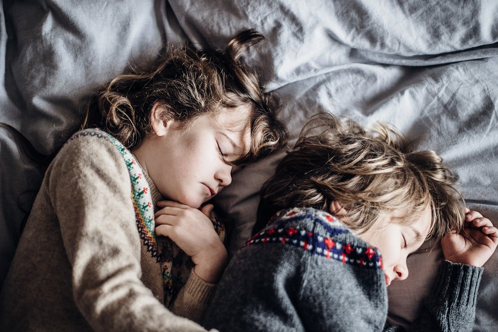 How much sleep should your child get each night? -