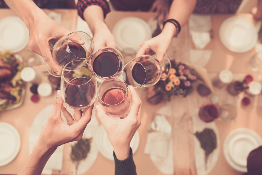 How to prepare for (and get through) the drinking season -