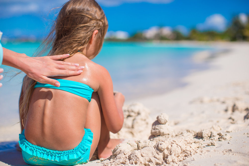 How to treat and prevent sunburns -