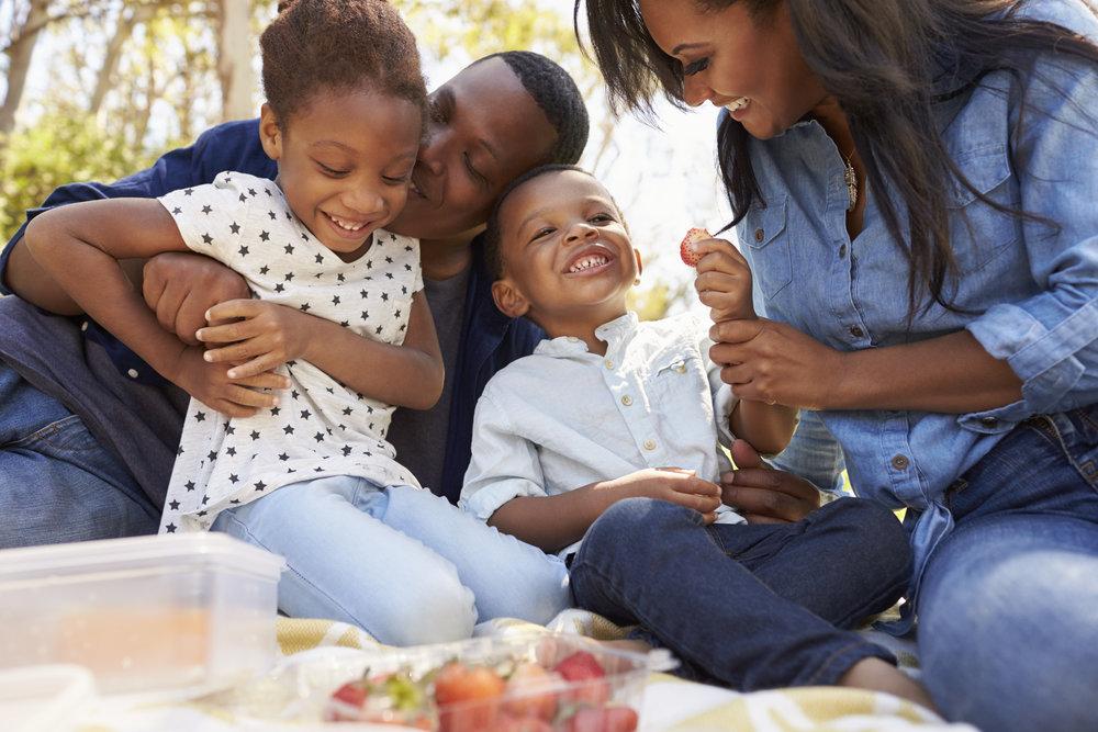Parents, children and families -