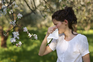 Allergy free, naturally -