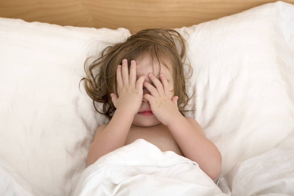 The difference between nightmares and night terrors (and how to deal) -