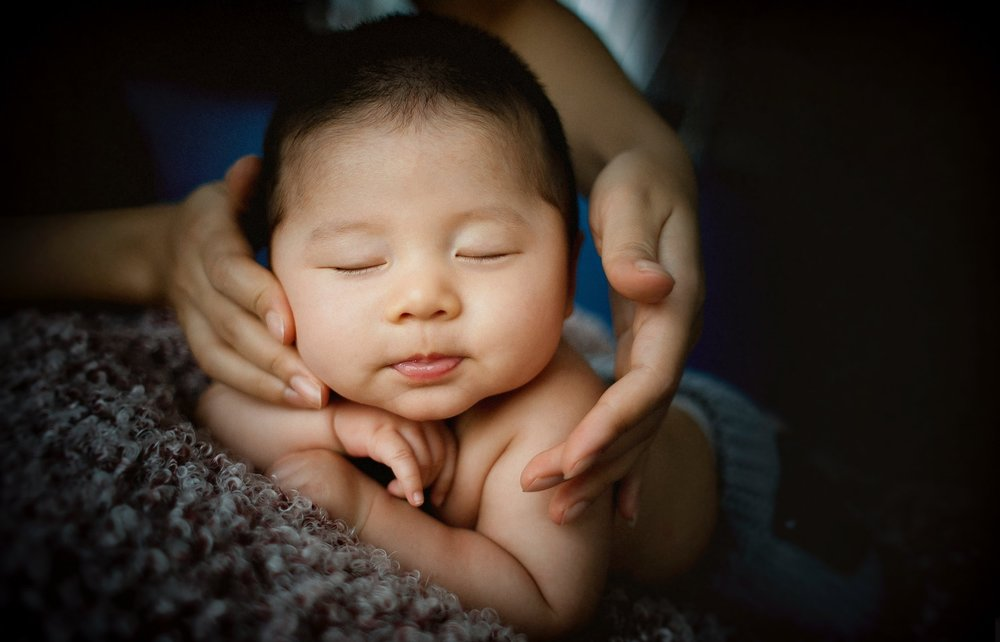 How much sleep should your newborn be getting? -