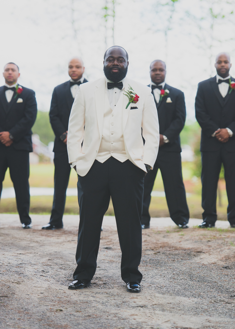 The Bells Hidden Acres Wedding Party and Family Formals Groomsmen-39.jpg
