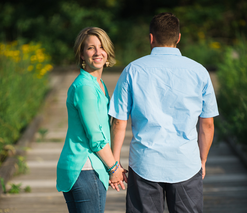 Jessica and Chuck Coffee Creek Watershed Preserve Chesterton Indiana Engagement Session-7.jpg