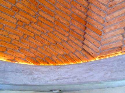 Bovada Tiled Shower Ceiling