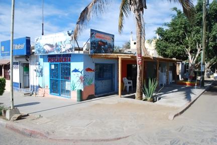 Todos Santos Fish Market