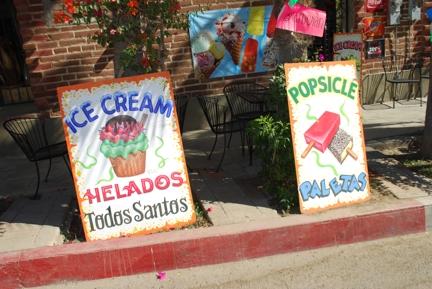 Famous Ice Cream