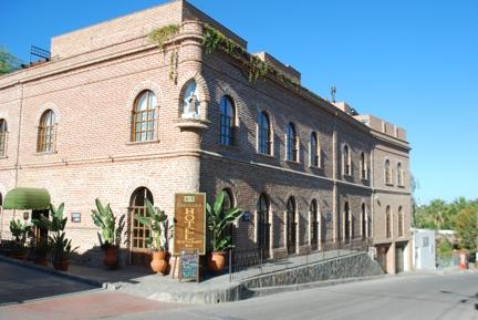 Guayacura Hotel