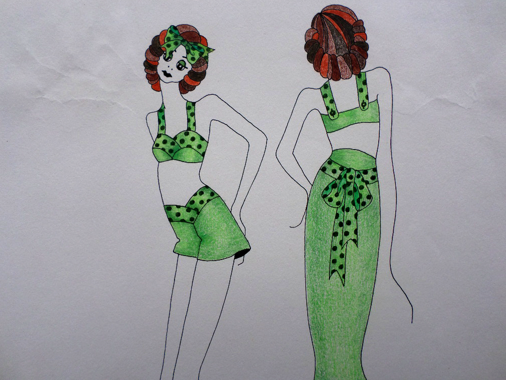 Original Fashion Illustration 9
