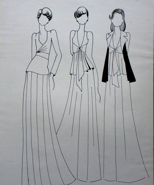 Original Fashion Illustration 11