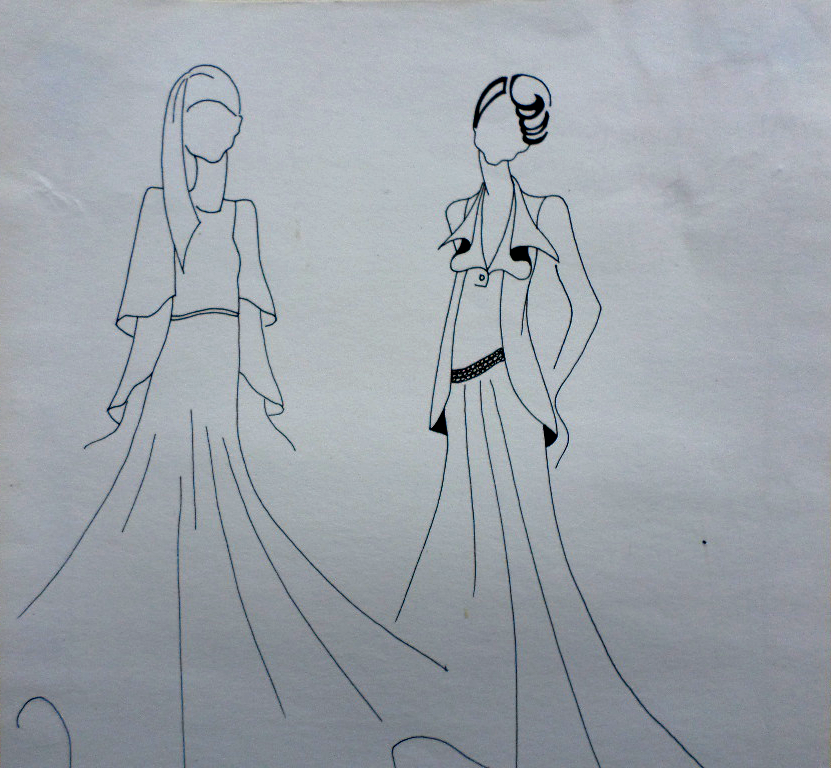 Original Fashion Illustration 12