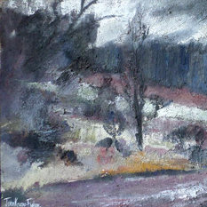 Suffolk Landscape - SOLD