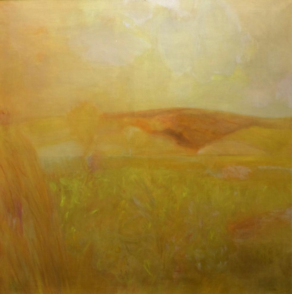 john houston Oil landscape