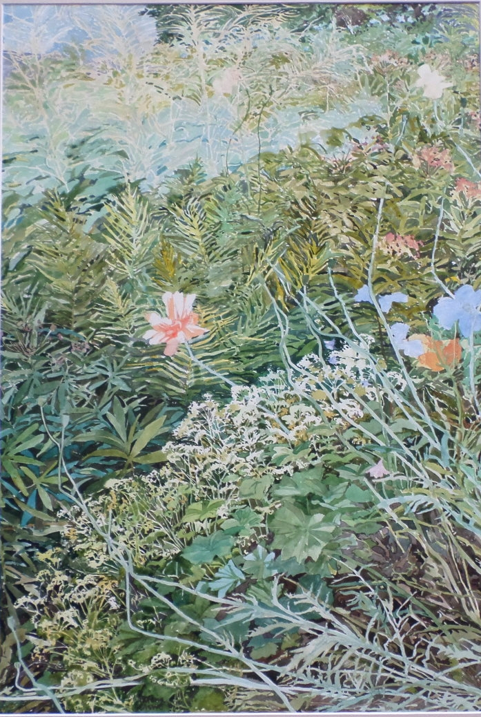 Vicyoria Crowe Watercolour