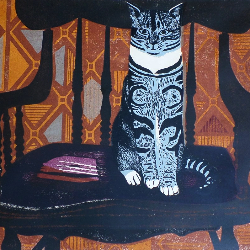 Sheila Robinson The Cat 1961