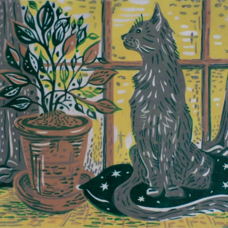 Cat Lino cut