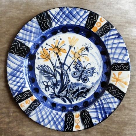 Ceramic Plate 2006