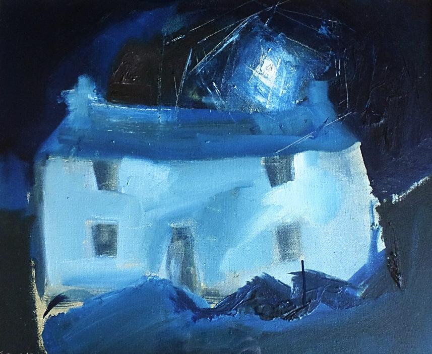 Tony Giles oil painting