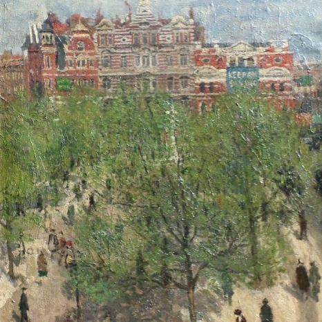 Sloane Square 1946