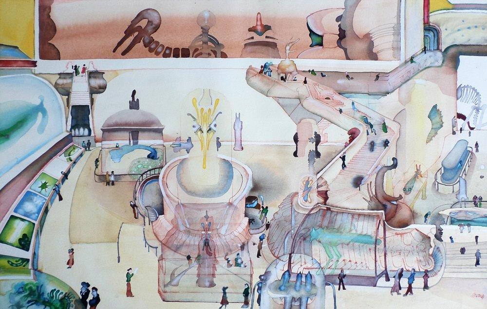 David Evans artist
