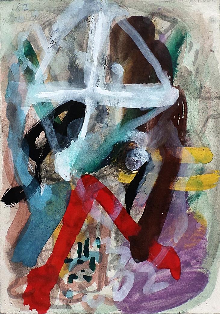 Alan Davie painting for sale