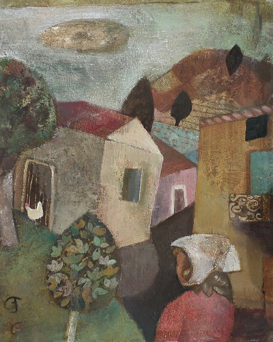 Gwyneth Johnstone artist for sale