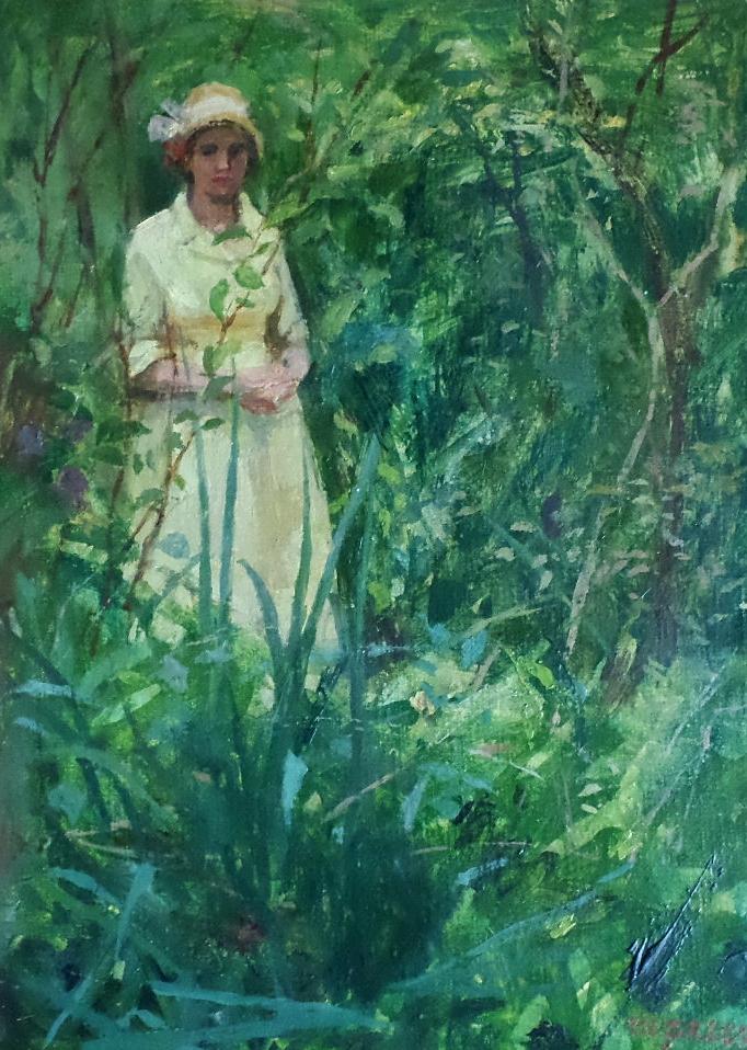margaret green artist