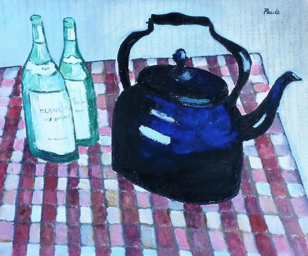 john Pawle artist kettle