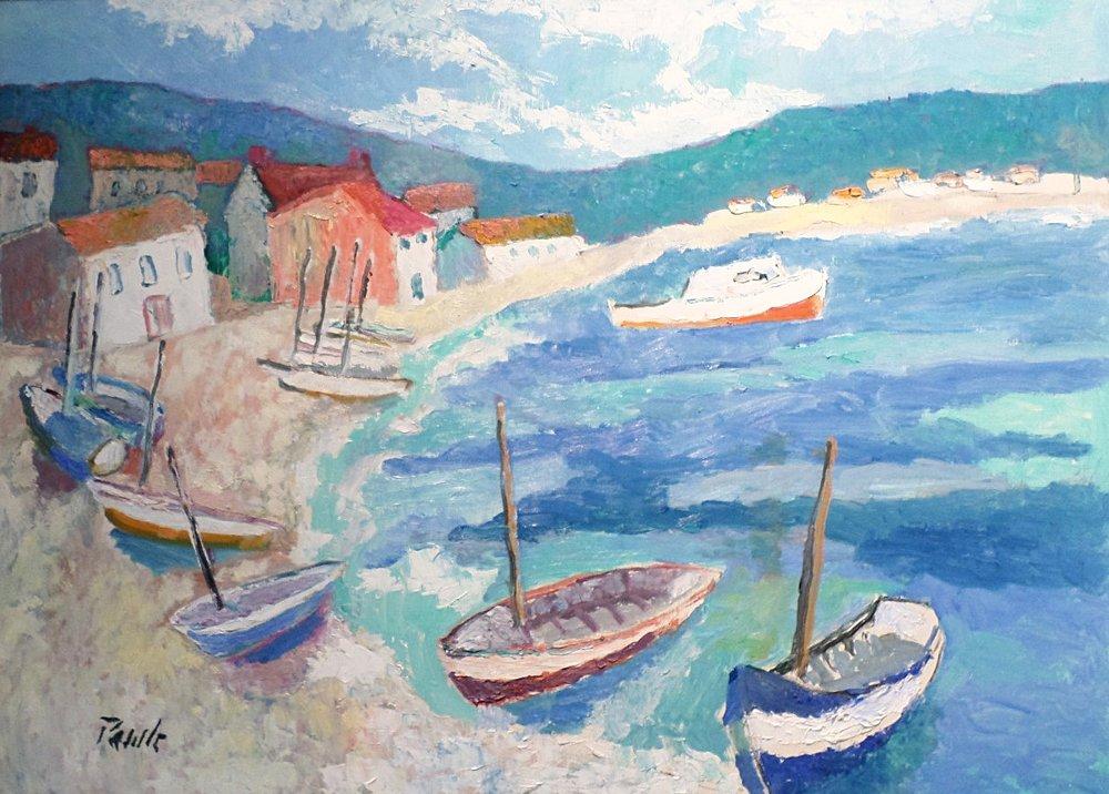 John pawle crinan painting
