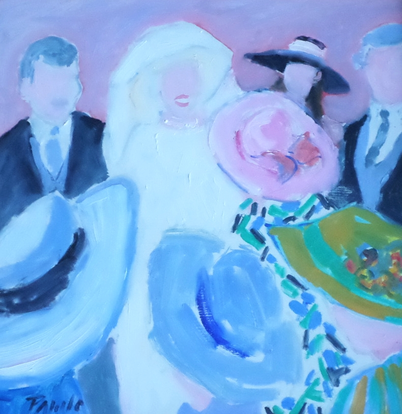 pawle hats painting