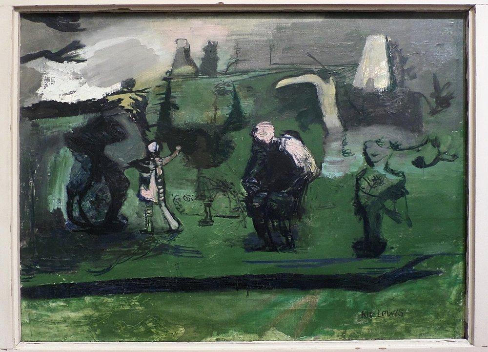 Kit Lewis artist