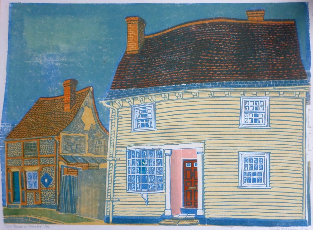 Sheila+Robinson+two+houses+Thaxted