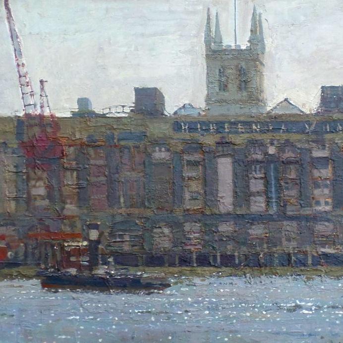 Hibernia Wharf Southwark
